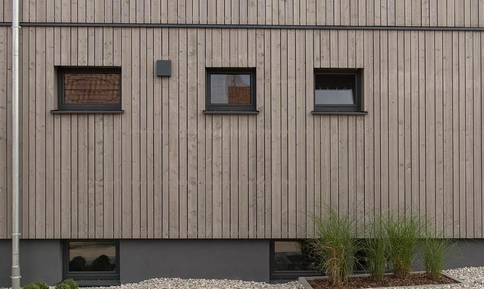 Fassaden Holzbau Schmid